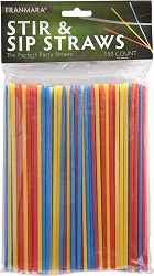 Stir & Sip Straws (150 Count)