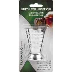 Multi Level Jigger Cup
