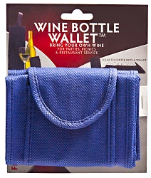 Wine Bottle Wallet (Carded)