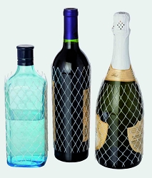 Mesh Bottle Sleeves, 400 Per Case