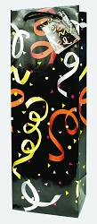 Party Time 1 Bottle Wine Gift Bag