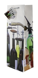 Corkscrew Collection Wine Gift Bags