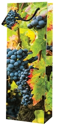 Harvest Grapes Wine Gift Bags