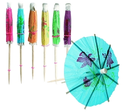 Party Parasols (30 Count)