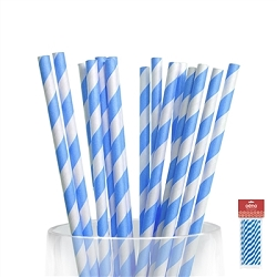 Paper Straws, 24 Count formerly 34-7950