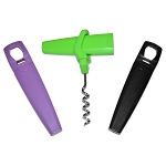 Traveler's Corkscrew & Bottle Opener (Bulk)