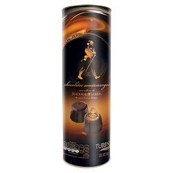 Johnnie Walker Liquor Filled Chocolate Case (12) 7 oz. Tubes (20 pcs ea.)