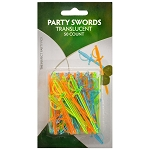 Sword Picks-50 Count (Carded)