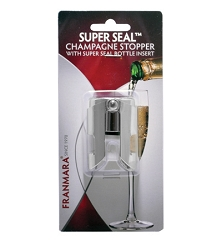 Franmara Champagne Bottle Stopper (Carded)