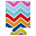 Chevron Pattern Can Kaddie