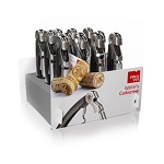 Waiter's Corkscrew by VacuVin (Display of 12)