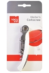 Waiter's Corkscrew by VacuVin (Carded)