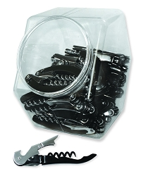 Duo Lever Waiter's Corkscrews (Tub of 36)
