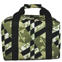 MD Flag Camouflage Large Tote Bag
