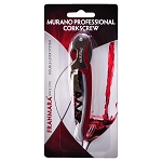 Murano Waiter's Corkscrew (Carded)