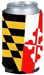 Maryland Flag Can Kaddie