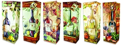 Classic Bottle Wine Gift Bag Assortment