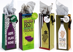Friends Are Like Wine Gift Bag Assortment