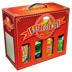 8 Bottle Craft Brewed Gift Box