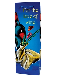 For the Love of Wine Gift Bags