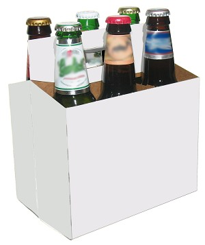 6 bottle beer carriers 12 oz generic white 6 pack beer box 6 bottle beer carriers 12 oz pronofoot35fo Images